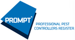 PROMPT Professional Pest Controller Register